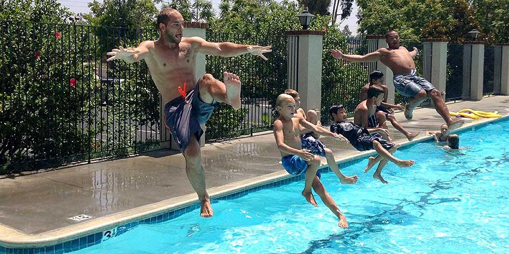 Glenbrook Pool