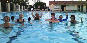 Brea Glenbrook Club Classes: Aqua Aerobics
